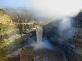another shot of Palouse Falls by Glacierman54
