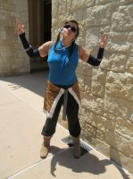 ATLOK - Korra (Season 2 Outfit) - Deal With It by sky01781
