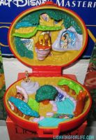 Lion King Polly Pocket Playset by LionKingForLife