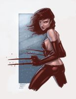 x23 colored by Niggaz4life
