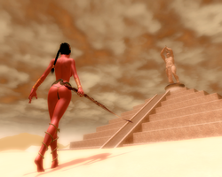 Pyramid Of Malacath by paultheslayer