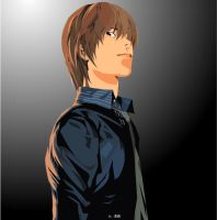 Light Yagami by Harima-kenji