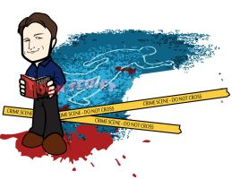 Richard Castle by toonseries