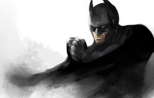 Batman by BushidoBegus