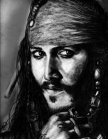 Capt'n Jack Sparrow by SheepoftheShepherd
