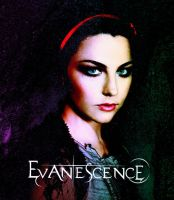 Amy Lee of Evanescence by br0oken
