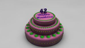 Cake by FugyDesign