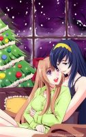 Commprize_All I want for Chrismas by hanukara