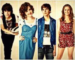 Degrassi Cast by MartinaRR