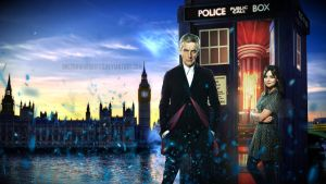 Deep Breath (Wallpaper 2) by DOCTORWHOQUOTES