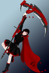 Ruby Rose by Angie-Andrea