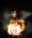 Power Within The Flames by CHEERIOSXD