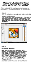 Animated Icon Tutorial (Please use new version) by RazorToshiba