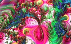 3D Fractal Wide 34 by Don64738