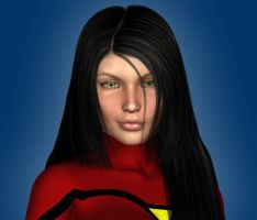 Spider-Woman Jessica Drew unmasked by Happenstance6