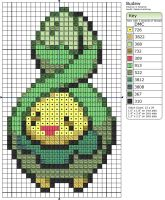 406 - Budew by Makibird-Stitching