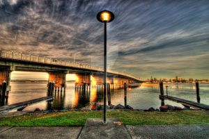 Forster Bridge by photorealm