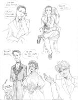 Chrestomanci Sketches (Christopher) by Sun-kiss