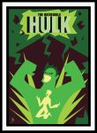 The Incredible Hulk poster by dougk101