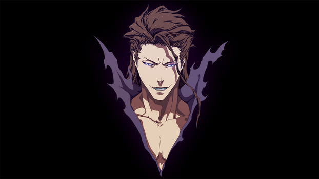 Aizen final form by 132Jester