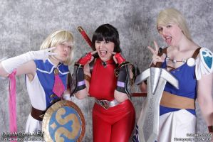 Soul Calibur II Photobooth Randomness by EccentricCasey