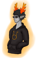 {Homestuck} Strideer by The-CuteCat