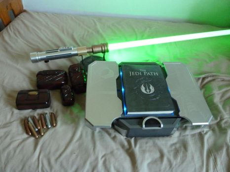 The Equipment of a Jedi by Kant-Lavar
