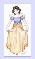 Snow White by ShannonValentine