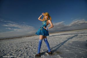 Fairy Tail - Lucy Heartfilia by vaxzone