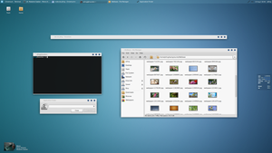 n1 for XFCE by p0ngbr
