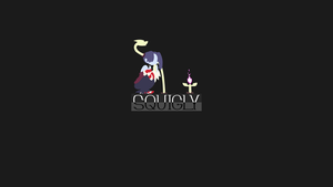 Skullgirls: Squigly Wallpaper by Contiello