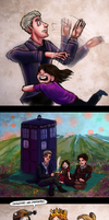 The Doctor's family by Fonora