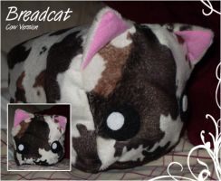 Breadcat - Cow Version by Lunnie
