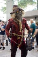 scarecrow at otakon by RabbitMeatVendor
