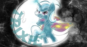 Trixie II Version KF style by KingFlurry