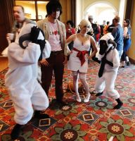 EXP Con 2011 - Cathrine Group by JavaCosplay