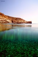 Livadaki Beach by puzzleheaded