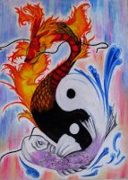 Yinyang by badluckgrimm7