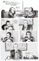 Pg 7- Loki + Dr.Selvig- Conclusion by VanHinck