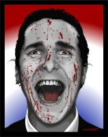 American Psycho Tribute by TankArtist