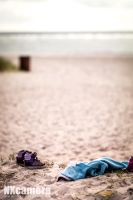 On the Sand by NXcamera