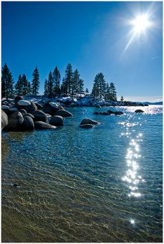Lake Tahoe 2018 by hfpierson