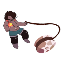 Smoky Quartz by ScribblesofThings