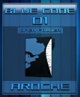 Blue Code 01 - Open Folder by aroche