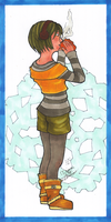 Happy Winter 2009 by chiyokins