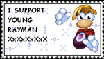 my first stamp by Queen-Koopa