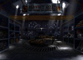 The Garage by donjapy2011