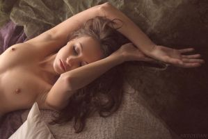 Time For Sensuality by artofdan70