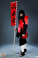 Cosplay Uchiha Madara 340 by NakagoinKuto