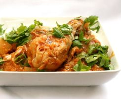Chicken Vindaloo by LZakaria